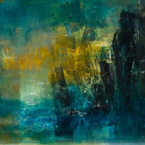 Kirstie Cohen, Cliffs, 2020
