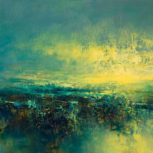 """<span class=""""artist""""><strong>Kirstie Cohen</strong></span>, <span class=""""title""""><em>Yellow Cloud</em>, 2020</span>"""