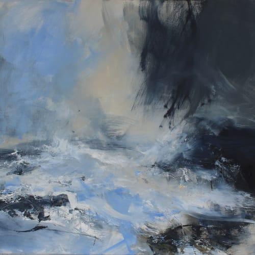 Janette Kerr  That Moment when  oil on canvas  90cm x 100cm