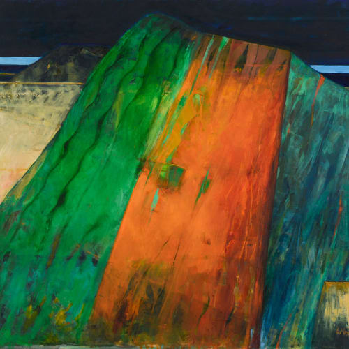 "<span class=""artist""><strong>Liz Knox</strong></span>, <span class=""title""><em>Tubeg Achaidh Bruthach (Sloping Field Tubeg)</em></span>"