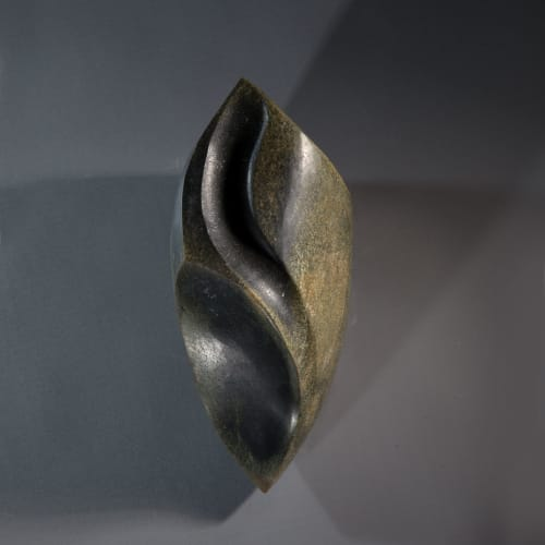 Steve Dilworth  Tool, 2020  harris stone  7cm x 15cm x 6cm