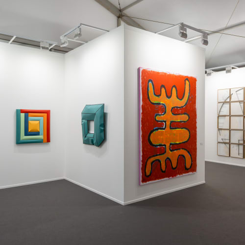 Lawrie Shabibi, Art Dubai 2021, Installation View