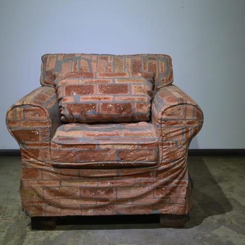 Dai Yun 戴耘, Still Life Series-Sofa, 2009