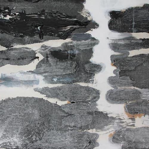 Zhang Jian-Jun 張健君, Flowing Water Series, 2014