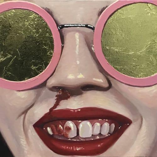 Zhao Yiqian 趙一淺, Gold, 2017