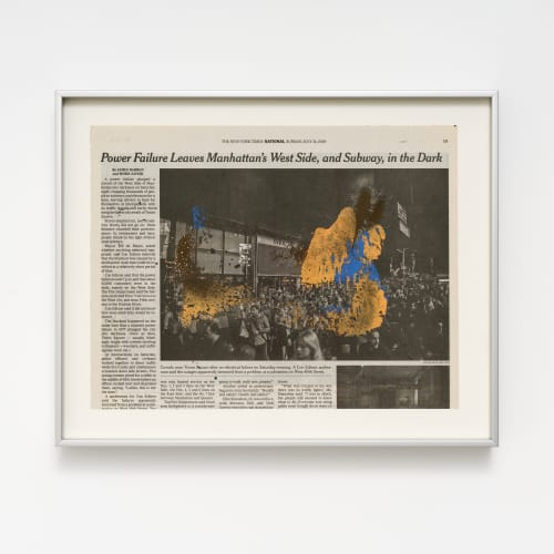 HAN Bing, NYT #2, 2020
