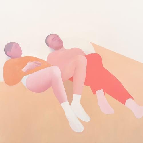 Manuel Stehli, Untitled, 2020