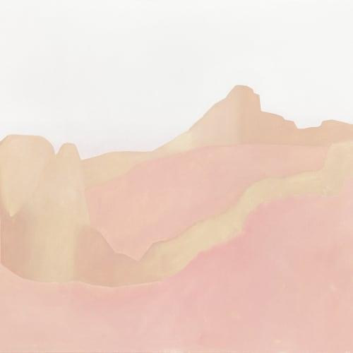 Manuel Stehli, Untitled (Large Fortress II), 2021