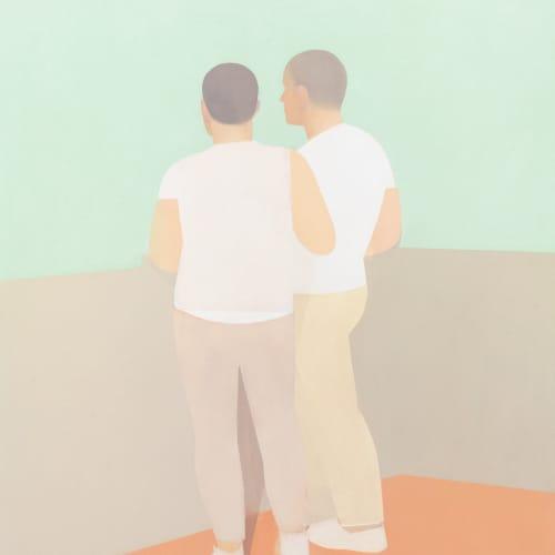 Manuel Stehli, Untitled, 2021