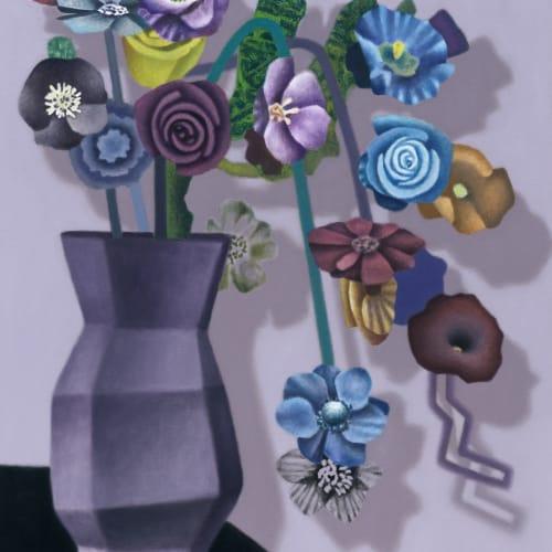 Amanda Baldwin, Violet Botany, 2021