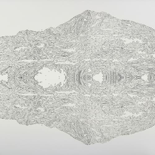 大卷伸嗣, 漂浮— 景Flotage-scape, 2015
