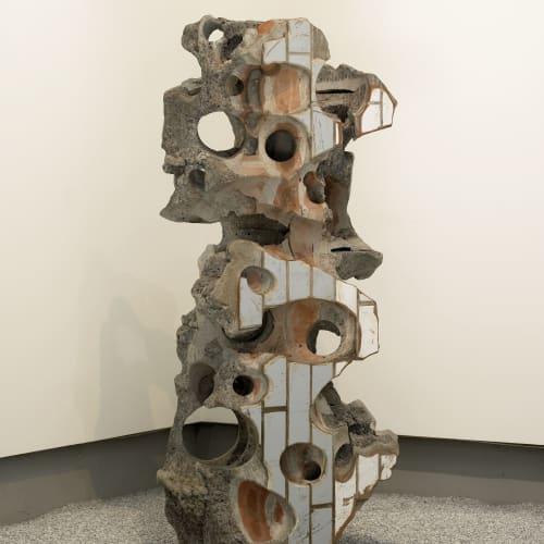 史金淞 , 《千創園擺件#15》 Qian Chuang Garden #15 , 2011-2012