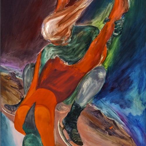 傅饒, 《雙人舞》 Paarlauf, 2021