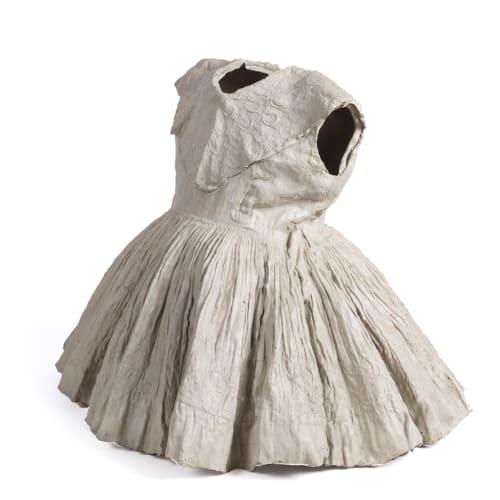 瑪莉娜.克魯斯, 《凝結的時刻:伊麗莎的洋裝》 Frozen Moment: Elisa's Dress, 2019