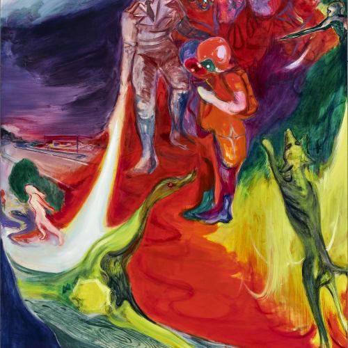 傅饒, 《重生II》 Renaissance II, 2020