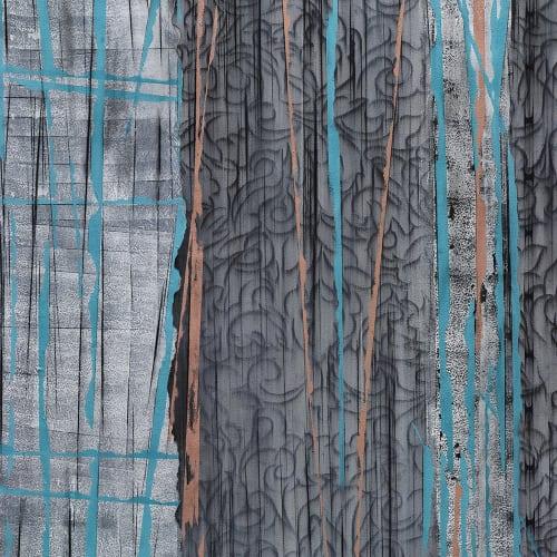 謝鴻均 , 《擬青松擬翠竹》 Pine and Bamboo, 2014
