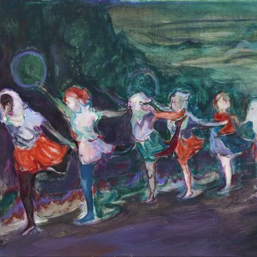 傅饒, 《集體舞》 Group Dance, 2020