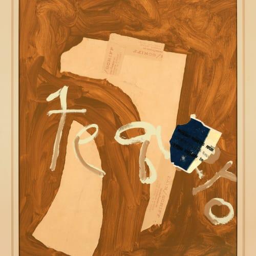 Robert Motherwell, Te Quiero, 1973