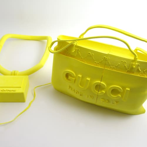 Ted Noten, Gucci bag