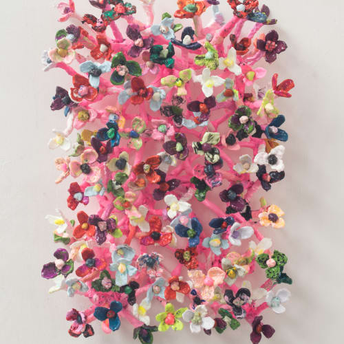 Stefan Gross, Daisynet - pink, 2000-2019