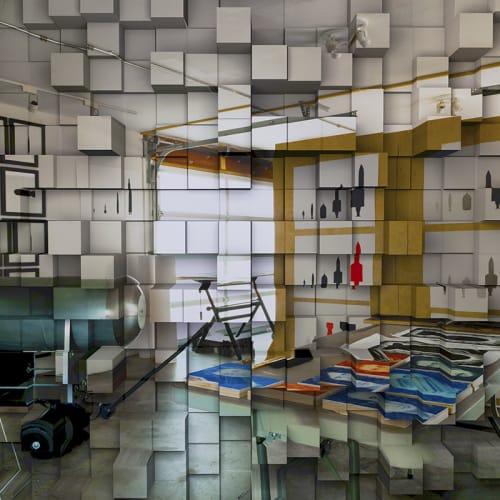 R&D (Rosenblum and Doyle), Stephen Whisler's Studio, 2017