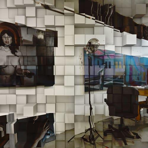 R&D (Rosenblum and Doyle), Xiao Wang's Studio