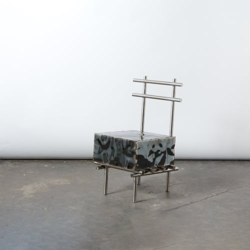 Michael Gittings, Stocky Chair, 2019