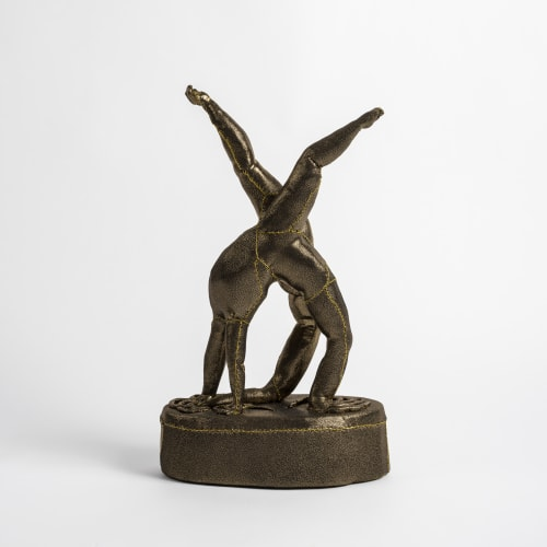 Tarryn Gill, Maquette for Limber 2 , 2021