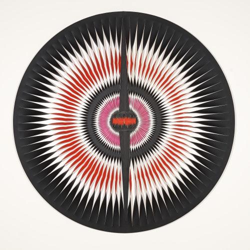 Marion Borgelt, Liquid Light: Butterfly No. 17, 2014
