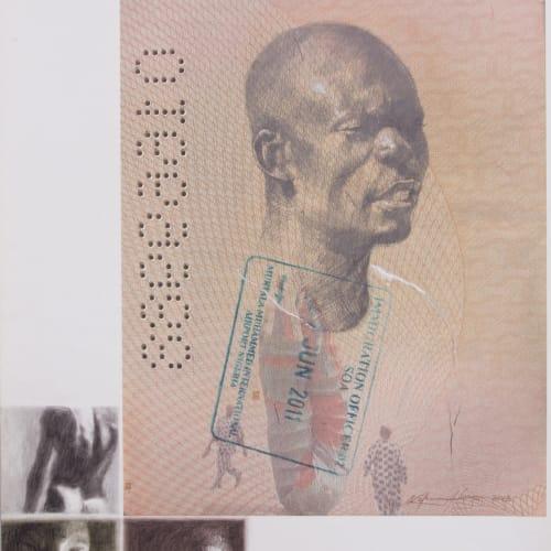 Kelani Abass, Connecting Continent II, 2013