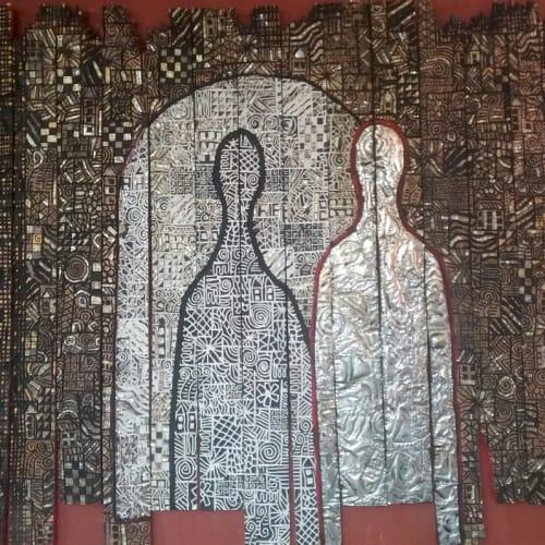 Gerald Chukwuma, Mirror Mirror on the Wall, 2016