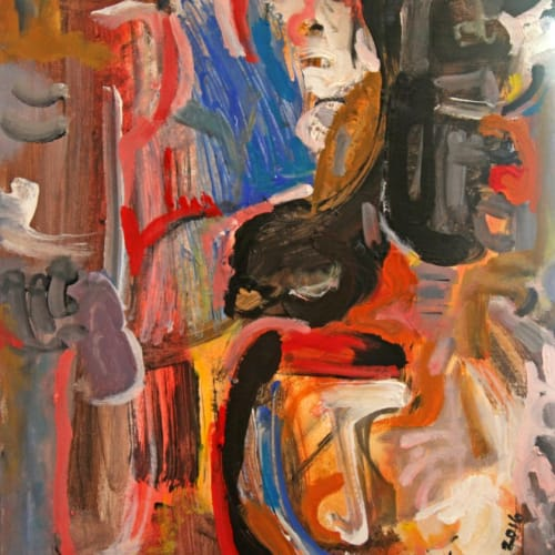 Tony Nsofor, Skin Sense, 2016