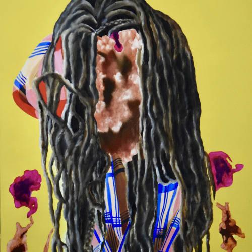 Nengi Omuku, Daydreamers I, 2018