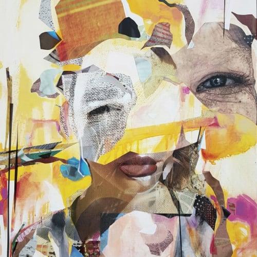 Florence Poirier-Nkpa, No Name #10, 2018