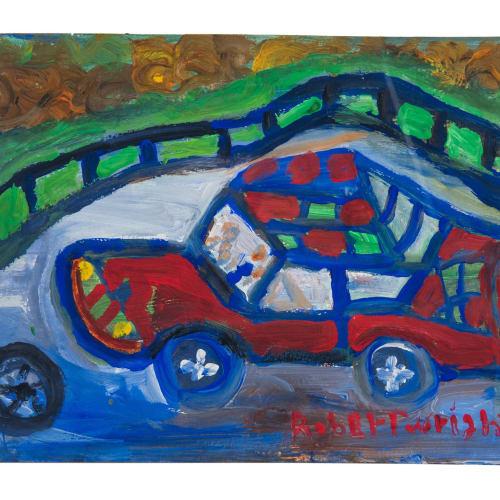 "Robert Wright: ""Car"" (2000)."