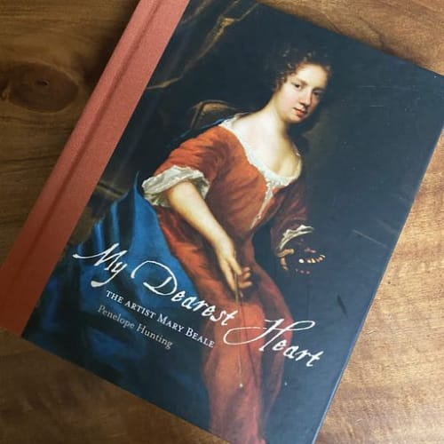 'My Dearest Heart The Artist Mary Beale' by Penelope Hunting