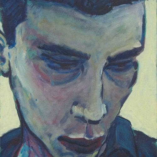 Henry Glover - Self Portrait