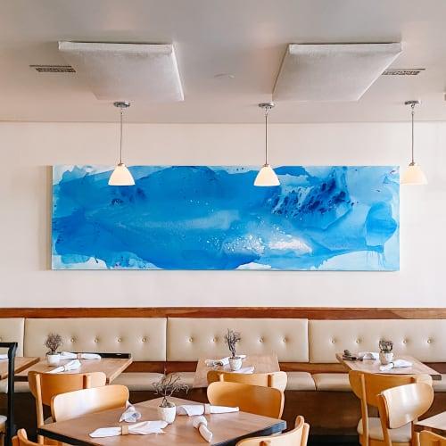 Kali Restaurant commission, Los Angeles.