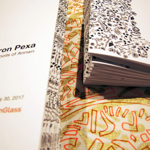 Aaron Pexa Catalogue, Urban Glass