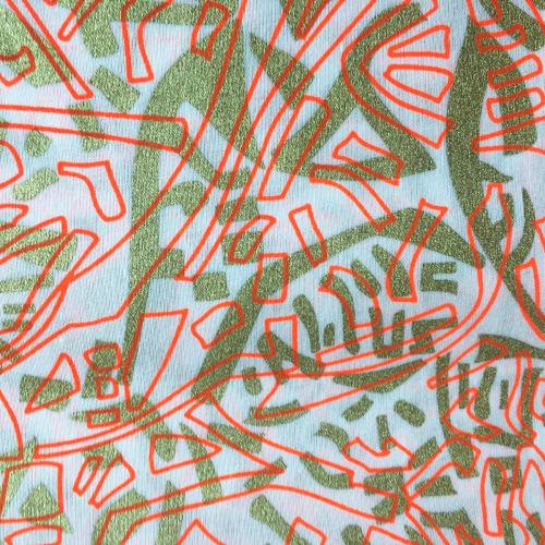Aaron Pexa, Spoils of Annwn Textiles, Urban Glass