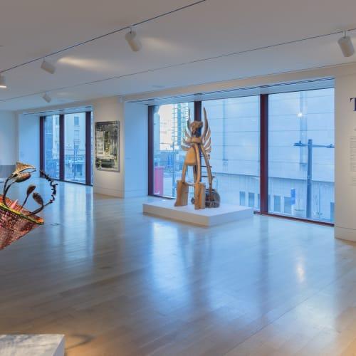 PAFA installation view Photo: Adrian Cubillas courtesy of The Pennsylvania Academy of the Fine Arts, Philadelphia