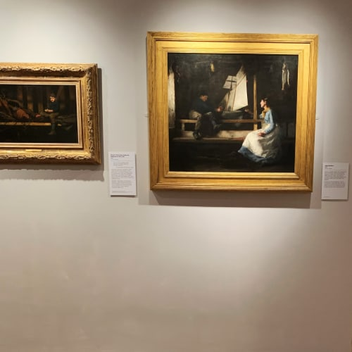 Ship Builders & Dinner Time at the Watts Gallery