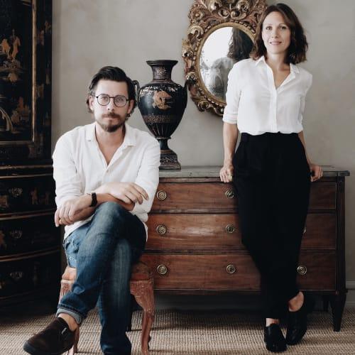 Daniel & Cristina Larsson