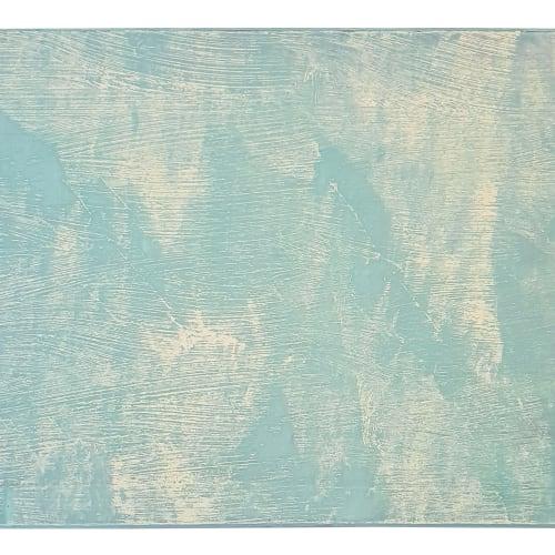 Gérard TRAQUANDI, Plain Chant, 2013, Huile sur toile, 33 x 46 cm. Courtesy de l'artiste et de la galerie Catherine Issert