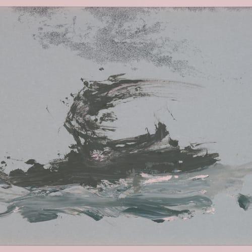 vark (Wanderung am Isthmus von Kopivooc), 1999, 2018-2019 by Michael Müller