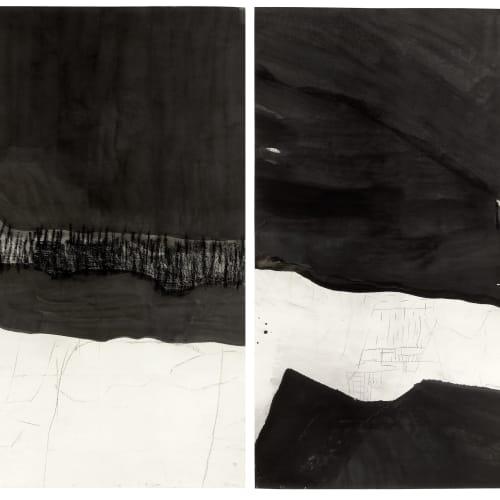 """Ocean • Tree"" and ""Portland"" by Wang Gongyi"