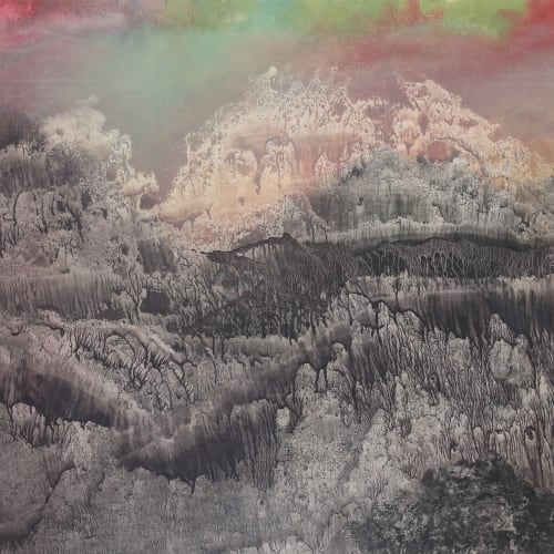 """Mountains of Heaven No. 366 (Longevity as Sumeru)"" by Wesley Tongson"