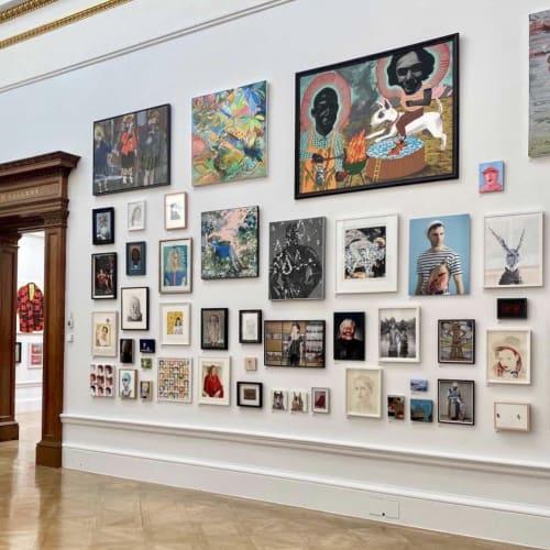 Zhang Yunyao @ Royal Academy of Arts Summery Exhibition 2020