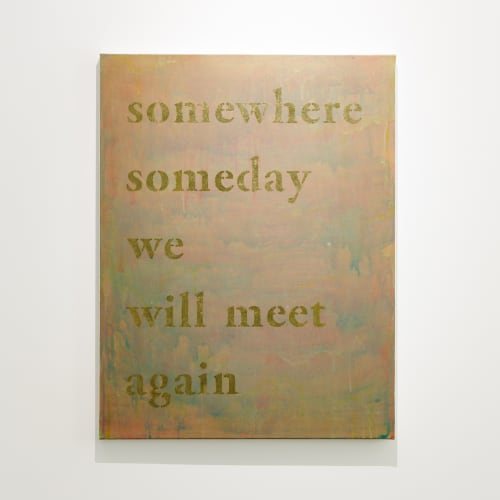 Laurent Pernot, Somewhere someday we will meet again, 2021