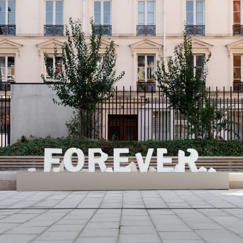 Laurent Pernot, Forever, 2021